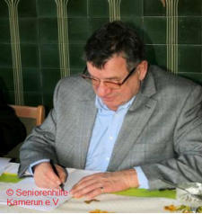 Martin Michael Birkholz 2. Vorsitzender birkholz@birkholz-net.de